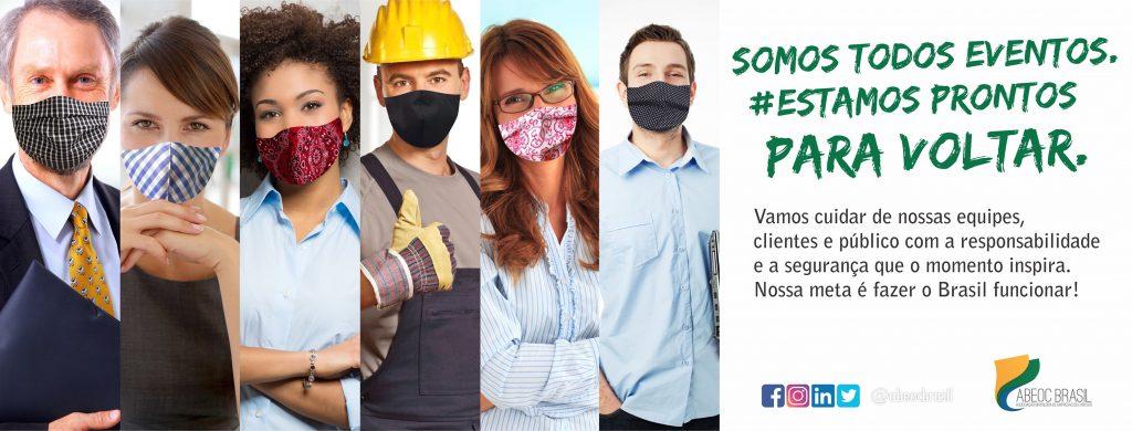 ABEOC - CAMPANHA #ESTOU PRONTO